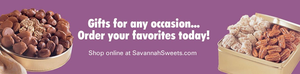 Savannah Sweets Every Day