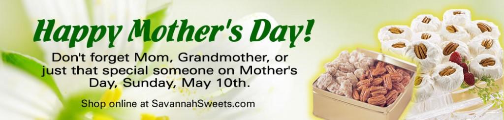 Mothers Day Gifts at Savannah Sweets